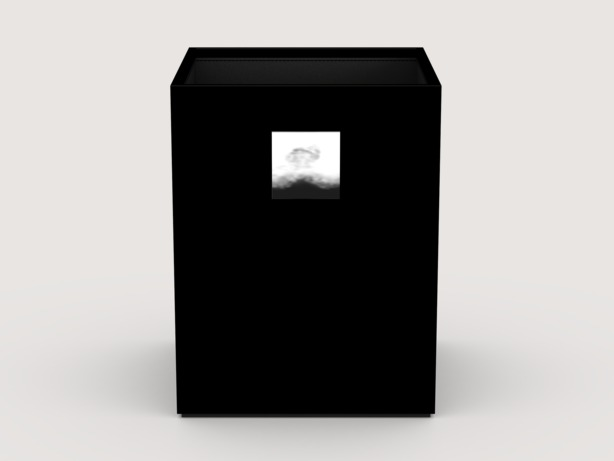 Via Motif International Products Custom Lacquer Cube
